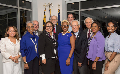The Montgomery College Board of Trustees