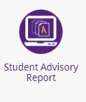 student advisory report icon