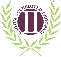 CAHIM Accreditation Seal