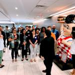 Hospitality Management Program's Field Trip to Marriott International Headquarters