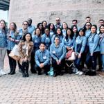 Hospitality Management Program's trip to the 2019 Ocean City Hotel-Motel-Restaurant Trade Expo