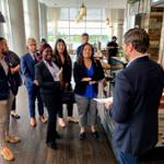 Tour of the Canopy by Hilton Washington D.C., the Wharf, Hotel with General Manager, Mike Anderson