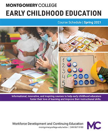 Early Childhood Education Brochure
