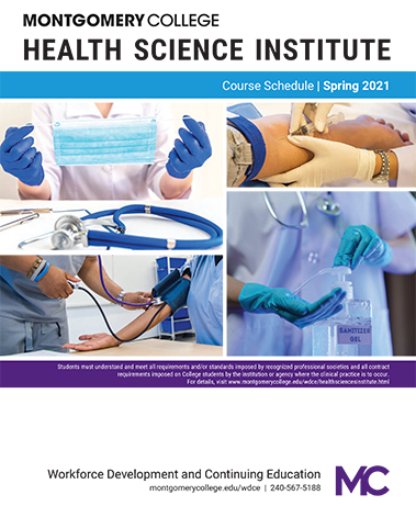 Health Sciences Institute  brochure