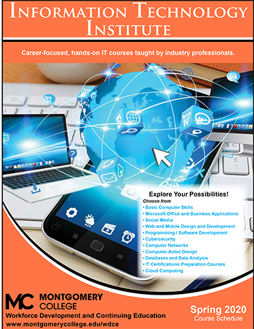 Information Technology Institute  Brochure Cover