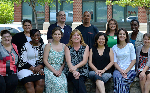 Nonprofit Training Institute participants
