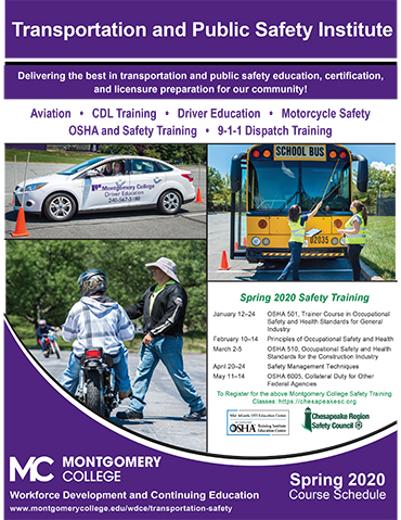 Transportation Safety Institue Brochure