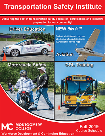 Transportation Safety Institute Brochure
