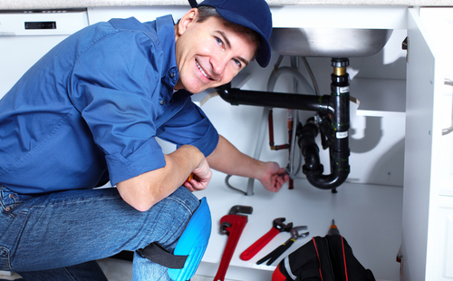 Plumber Maintenance Work