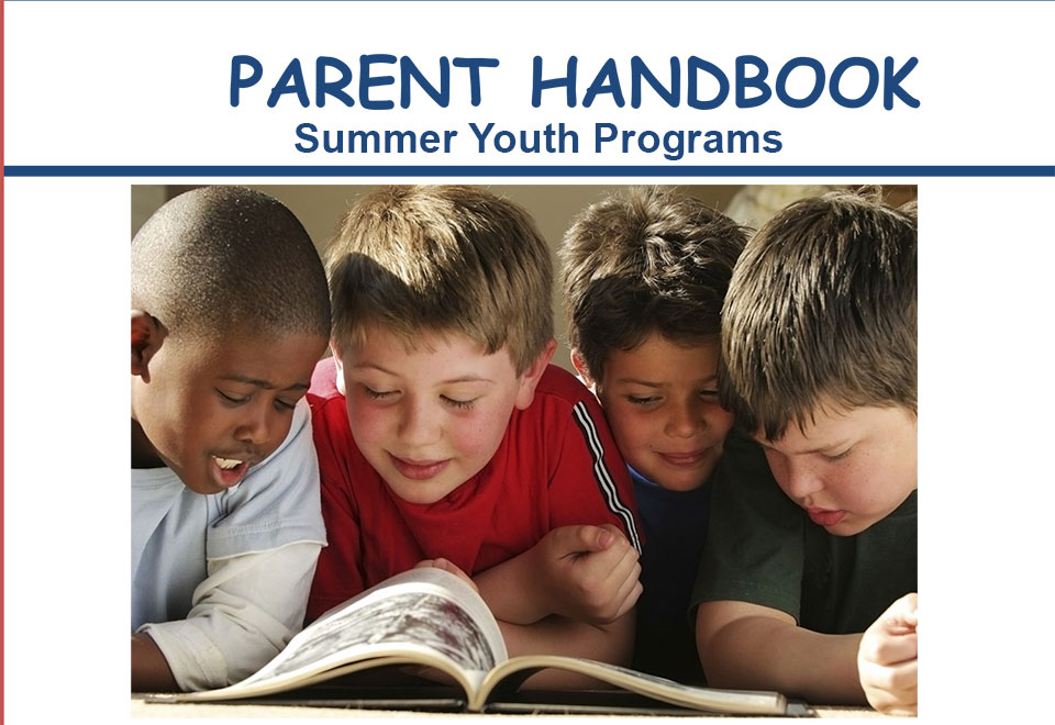 Parent Handbook Summer Youth